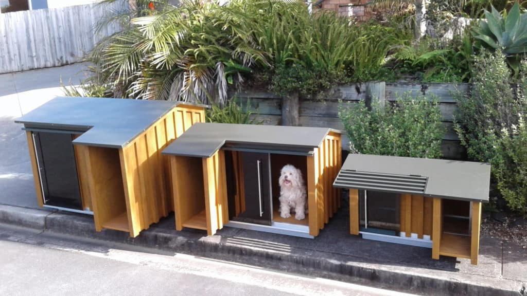 Dog kennel evolution