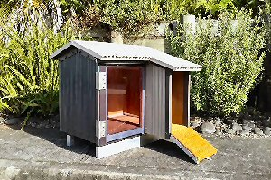 Mini Coro dog kennel small