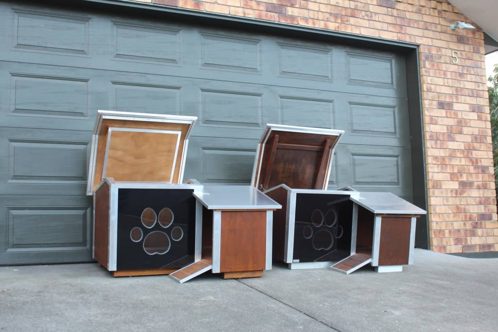 Custom Made kennels